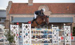 War beim CSI Herzlake im Mai dominierender Reiter - Olympiakandidat André Thieme mit Contadur. (Foto: Lars Pictures)