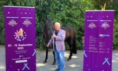 Veranstalter Ullrich Kasselmann freut sich auf das Pferdesportevent des Jahres in Niedersachsen