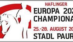Logo Haflinger-Europachampionat 2021
